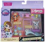 Littlest PetShop Littlest Pet Shop Kis kedvencek bulija játékszett (HAS-A8540)