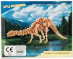 Vegatoys Dinoszaurusz 3D fa kirakó (OOB-76/6045)
