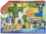 Avangers - Bosszúállók Hero Mashers Hulk figura, kiegészítőkkel (HAS-B0678)