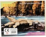Vegatoys Vadállatok 3D fa kirakó (OOB-76/6046)