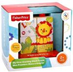 Fisher-Price : Állatos fakocka puzzle