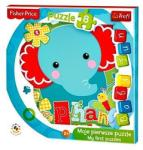 Fisher-Price Baby Fun Elefánt puzzle - gyerekjatekszer