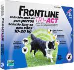 Frontline Tri-Act spot on pentru câini între 10-20 kg