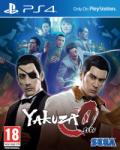 SEGA Yakuza 0 (PS4) Játékprogram