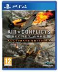 Kalypso Air Conflicts Secret Wars [Ultimate Edition] (PS4) Játékprogram