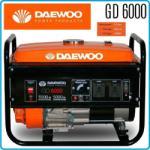Daewoo GD6000 Генератор, агрегат