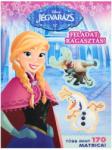 Disney Jégvarázs matricás foglalkoztató füzet