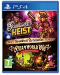 Rising Star Games SteamWorld Collection: Heist + Dig (PS4) Software - jocuri