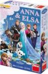 Dino Jucarie educativa Dino Toys Anna and Elsa - Frozen (pf-129488) Joc de societate