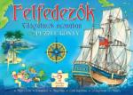 Manó Könyvek Kiadó Fölfedezők-világutazók nyomában puzzle-könyv Manó könyvek 2011