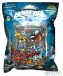 Dinofroz Dinofroz: 4 Darabos 3D Figura Szett (Giochi Preziosi, DNF07930)