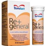 Bonolact Re+general kapszula antibiotikum kúrák alatt és után, 1