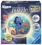 Ravensburger Szenilla nyomában 3D világító gömb puzzle 72 db-os (12189)