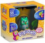 Digibirds DigiBagoly Odú játékszett zöld, lóherés bagollyal 101570