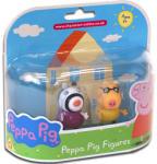 Flair Toys Peppa malac: Zoé és Pedro figuraszett - jatekshop