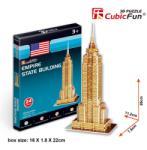 Puzzle 3D Puzzle Empire State Building 11, 2 x 7, 8 x 26 cm - kis méret