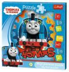 Trefl Thomas és barátai - Első puzzle 6 darabos