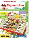 Clementoni Sapientino: Állatok fejlesztő társasjáték