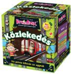 The Green Board Game BrainBox Közlekedés