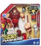 Marvel Super Hero Mashers 15 cm-es Figura kiegészítővel