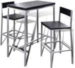 vidaXL Set mobilier tip bar pentru mic dejun (241495)