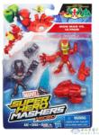 Hero Mashers Marvel Super Hero Mashers Micro Páros Figura Csomag - Vasember És Ultron (Hasbro, B6432-V)