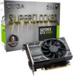 EVGA GeForce GTX 1050 Ti SC GAMING 4GB GDDR5 128bit PCIe (04G-P4-6253-KR) Videokártya