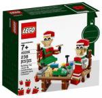 LEGO Exclusive - A Mikulás manói (40205)