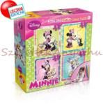 Liscianigiochi s. r. l Lisciani Giochi zig zag puzzle 4 kép - Disney mese