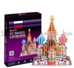 Shantou Cubicfun Toys 3D Puzzle-Basil's Cathedral