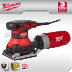 Milwaukee SPS 140 (4933447015) Masina de slefuit alternativ