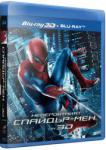 Sony Pictures Невероятният Спайдър-мен, Blue-ray 3D - специално издание в 2 диска (3800138847198)