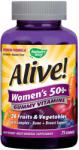 Nature`s Way, САЩ Алайв желирани мултивитамини за жени 50+ Nature's Way 131 мг х 75 таблетки (15899)