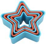 Zenker, Германия Формички за изрязване на тесто - звезда Zenker 5 бр. (684746)