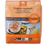Urtekram, Дания Био мюсли с тропически плодове Urtekram 650 г (sku5720)