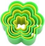 Zenker, Германия Формички за изрязване на тесто цвете Zenker 6 бр. (684745)