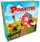 Blue Orange Games Poulettes: Chicken Love - joc de societate în lb. maghiară (GEM-BLU02901) Joc de societate