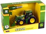 Klein John Deere szerelhető markolós traktor - Klein Toys