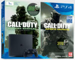 Sony PlayStation 4 Slim Jet Black 1TB (PS4 Slim 1TB) + Call of Duty Infinite Warfare Legacy Edition Console