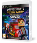 Telltale Games Minecraft Story Mode [The Complete Adventure] (PS3) Software - jocuri