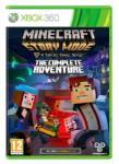 Telltale Games Minecraft Story Mode [The Complete Adventure] (Xbox 360) Software - jocuri