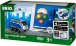 BRIO Applikációval irányítható mozdony (33863)