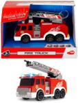Dickie Toys Action Series - mini tűzoltóautó 15cm (3302002)