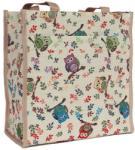 Signare gobelin női bevásárlótáska Owl