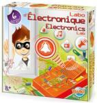 BUKI France Laboratorul de electronica - 6 proiecte (MAG_BK7176) Joc de societate