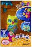 DigiBagoly - sárga, pálmafás - meglepikucko