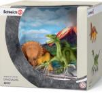 Schleich Kicsi Triceratops És Therizinosaurus (42217)