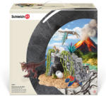 Schleich Dinoszaurusz Szett Barlanggal (42261)