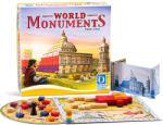 Queen Games World Monuments - joc de societate în lb. maghiară (PI-641893) Joc de societate