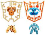 Hasbro Transformers - Mini-Con - 4 Darabos Csomag: Undertone, Backtrack, Beastbox, Swelter, (B5844)